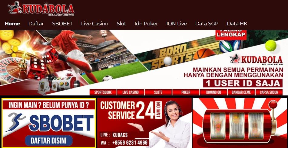 Kudabola Situs Taruhan Judi Bola Online Terbaik