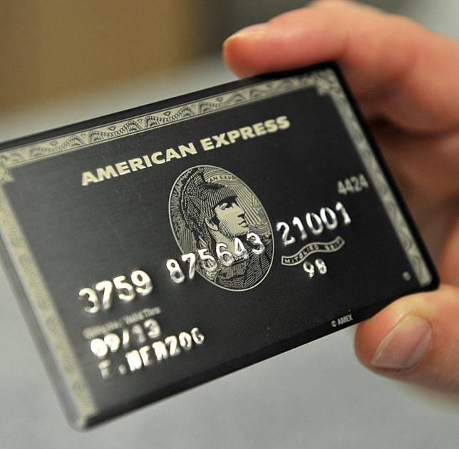 American Express, Kartu Para Miliader