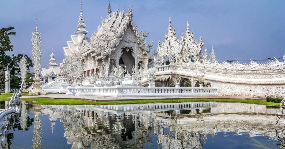White Temple: Neraka, Jembatan, dan Surga